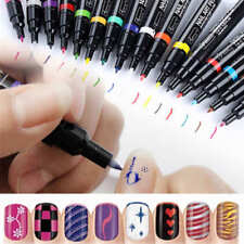 Nail Art Pen Painting Liner Dotting Drawing Brush Polish Manicure Design Tool
