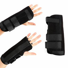 Medical Wrist Support Brace for Carpal Tunnel Sprain Arthritis CTS Splint Pain