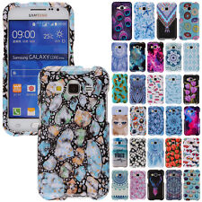For Samsung Galaxy Core Prime G360/ Prevail LTE SNAP ON Hard Case Cover Skin