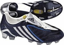 ADIDAS PREDATOR POWERSWERVE PS TRX FG FIRM GROUND SOCCER SHOES Dark Indigo/Silve