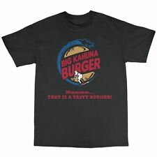 Big Kahuna Burger T-Shirt Premium Cotton Reservoir Dogs Pulp Fiction Tarantino