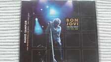 Bon Jovi - One Wild Night (Very Rare) Radio CD Sampler