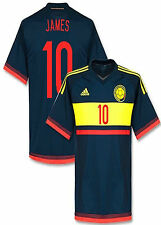 ADIDAS COLOMBIA JAMES RODRIGUEZ AWAY JERSEY 2015/16