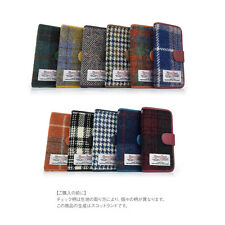 NEW/iPhone6s & 6/Harris Tweed x jiang/Notebook type case/Choose Color/JAPANESE