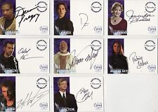 Charmed Conversations Autograph Auto Card Selection