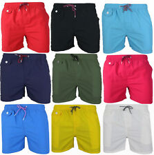 Mens Swimming Board Shorts Swim Shorts Trunks Swimwear Beach Summer Boys S ML XL