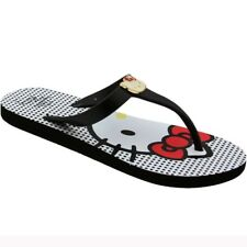 $42 Hello Kitty flats shoes Womens Zoe (black)