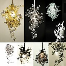4 Colors - Tord Boontje's Garland Style Pendant Lamp Ceiling Light Chandelier