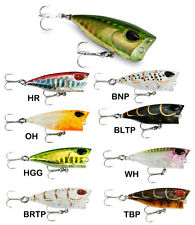 Storm Gomoku Popper 40mm Fishing Lures Pencil Poppers Topwater Whiting Bream PFS