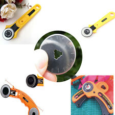 28mm 45mm Rotary Circular Sewing Quilting Fabric Cutting Craft Blade Cutter