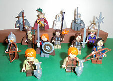 Lego Selection lord of the rings / The Hobbit Mini figurines Men Gandalf Saruman