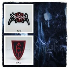 Emperor Sew Iron On Patch Embroidered Rock Band Heavy Black Metal Music Applique