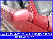 SUZUKI VITARA RIGHT MIRROR ELECTRIC, 88-95 WRECKING WHOLE CAR *11333*