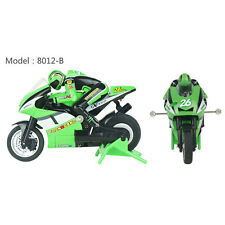 2.4GMhz 1:20 3CH Speed Remote Control Electric Mini RC Motorcycle Moto Bike