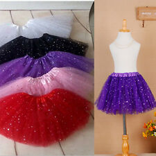 2016 Pretty Girls Ballet Tutu Princess Dress Up Dance Wear Costume Party  Skirt