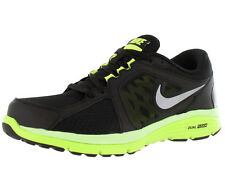 Nike Dual Fusion Run Mens Shoes Black/neon Size