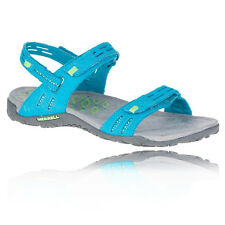 Merrell Terran Strap II Womens Blue Walking Hiking Sandals Summer Shoes