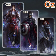 Dark Avengers Cover for iPhone 5C, Quality Cute Design Painted Case WeirdLand