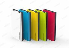 4000 8000 12000mAh Power Bank Backup External Battery USB Charger for Smartphone