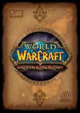 World of Warcraft Cards - Servants of the Betrayer 65 - 139 - Pick card WOW CCG