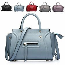 Unique Face Leather Women Handbags Tote Bags Outdoor Shoulder Crossbody Bags