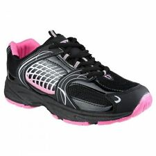 LADIES MERCURY CASUAL RUNNING WALKING SPORT TRAINERS,LACE UPS SIZE 3-8 BONNIE