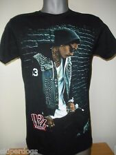 New Wiz Khalifa Cameron Jibril Thomaz Rap rapper hip hop Tee Shirt T-Shirt