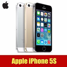 Original 32GB Apple iPhone 5S  4G LTE 100%( Factory Unlocked ) Gray/Silver/Gold