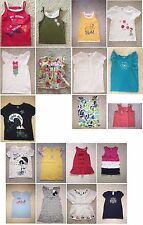 Gymboree girls top tee summer spring U CHOOSE size 6 po