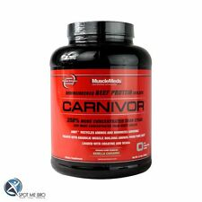 MuscleMeds Carnivor Powder 28/56/100 Servings Muscle Gains Lean Isolate P&P