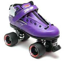 New Suregrip Rebel Derby Purple Complete Sure Grip