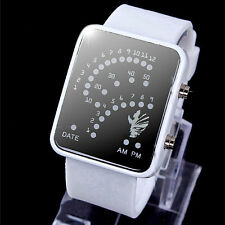 HOT Anime Bleach Watch LED Wrist Watch Anime Toy Gift for Bleach Cosplay Props