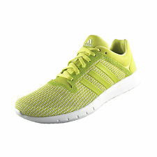 Adidas CC ClimaCool Fresh 2 Womens Running Shoes Gym Fitness Trainers Lime
