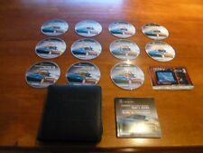 Mercedes-Benz COMMAND Navigation System COMPLETE, Discs 1-10 AND Canada  2002