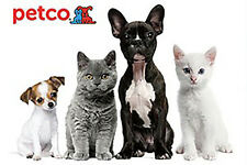 Petco Gift Card - $25 $50 or $100 - Email delivery