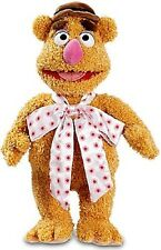 "Fozzie The Muppets Plush 15"" Inch Disney Stuffed Toy Jim Henson New Muppets Doll"