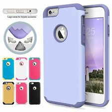 Shockproof Hybrid Rugged Rubber Hard PCCase Cover Skin for Apple iPhone6&6s/Plus