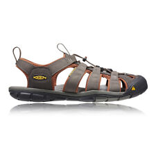 Keen Clearwater CNX Womens Orange Brown Water Resistant Walking Sandals
