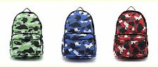 New A BATHING APE (BAPE) x PORTER WARM UP CAMO DAYPACK Choose Color Japan