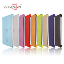 Ultra Slim Soft TPU Cover Skin Back Case for iPad Mini 4 Compatible Smart Cover