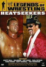 WWE: Legends of Wrestling: Heatseekers DVD (2008)
