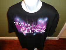 New Kids On The Block 2011  Tour  T Shirt SIZE ADULT XL