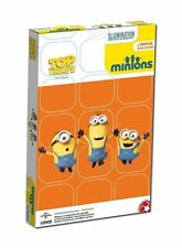 MINIONS | TOP TRUMPS MINI | Official Top Trumps Cards