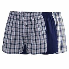 The Collection Mens Pack Of Three Purple Checked Boxers From Debenhams