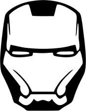 Iron Man - Vinyl Car Window and Laptop Decal Sticker