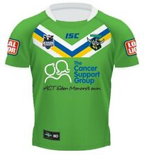 Canberra Raiders Men's Jersey NRL Rugby League + Free Gift - Two Styles