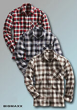 flannel shirt Delaware Lumberjack Check Work in 3 colours size M - 3XL