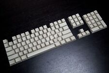 Gray Grey 60/87/104 Top/Side/Non PBT KeyCap Set printed for Cherry switch NPKC