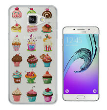C463 Cupcake sweet candy Case Cover For Samsung Galaxy J1 J3 J5 A3 A5 S6 S7 Edge