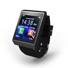 Bluetooth Smart Wrist Watch For IOS Android iPhone Samsung HTC LG Sony Huawei